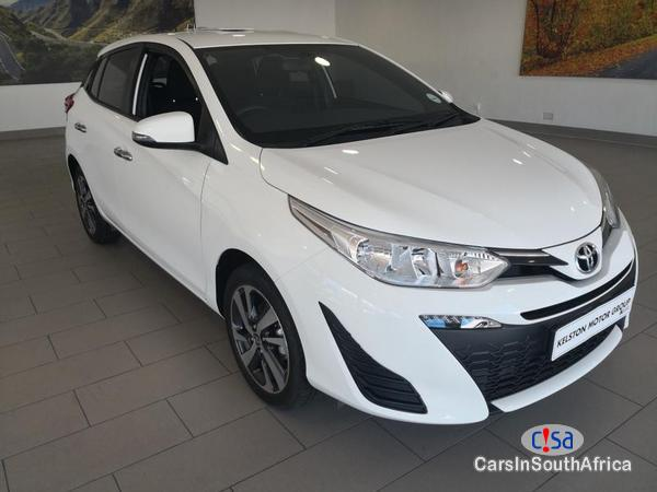 Picture of Toyota Yaris Manual 2018