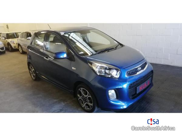 Picture of Kia Picanto Manual 2016