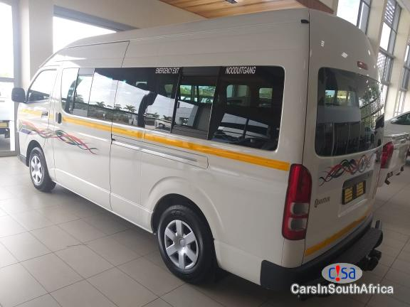 Toyota Quantum 2.5 Manual 2017 in Limpopo