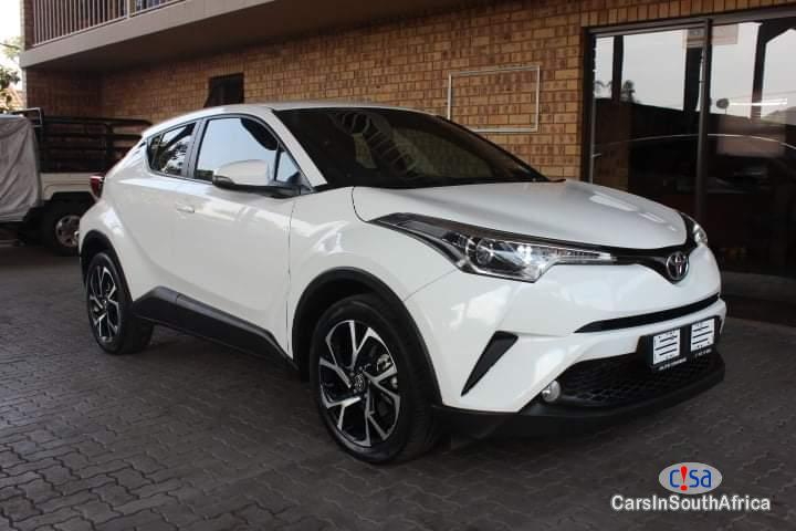 Picture of Toyota C-HR 1.2T PRUS CVT Automatic Automatic 2018