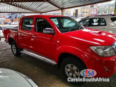 Pictures of Toyota Hilux 3.0 Automatic 2016