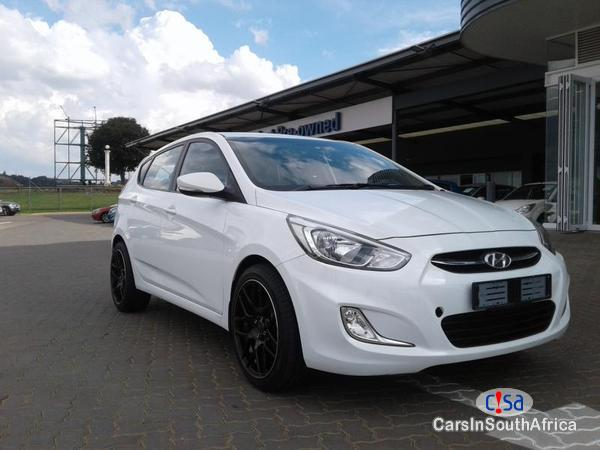 Pictures of Hyundai Accent Manual 2017