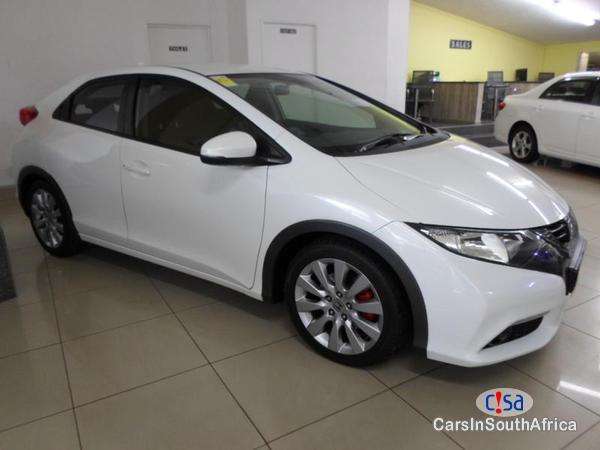 Honda Civic Automatic 2012 in Gauteng