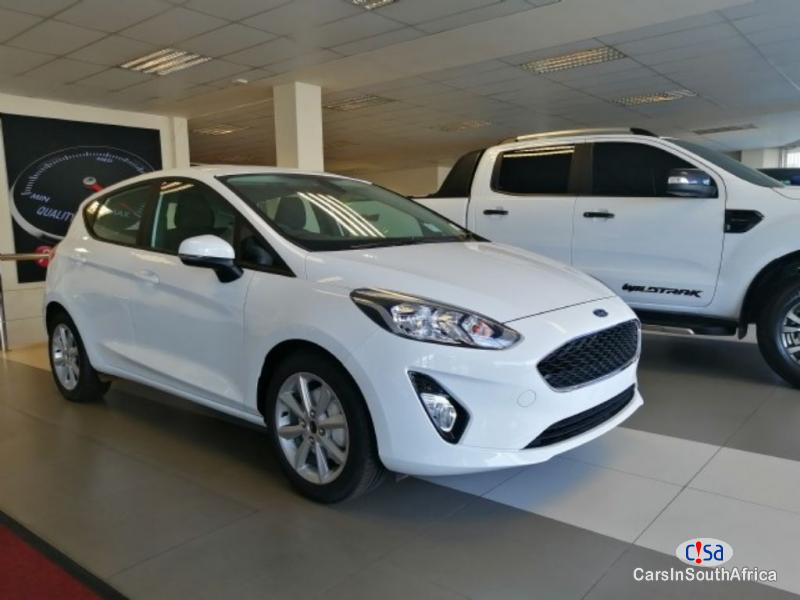Picture of Ford Fiesta 1.0T Trend Manual 2019
