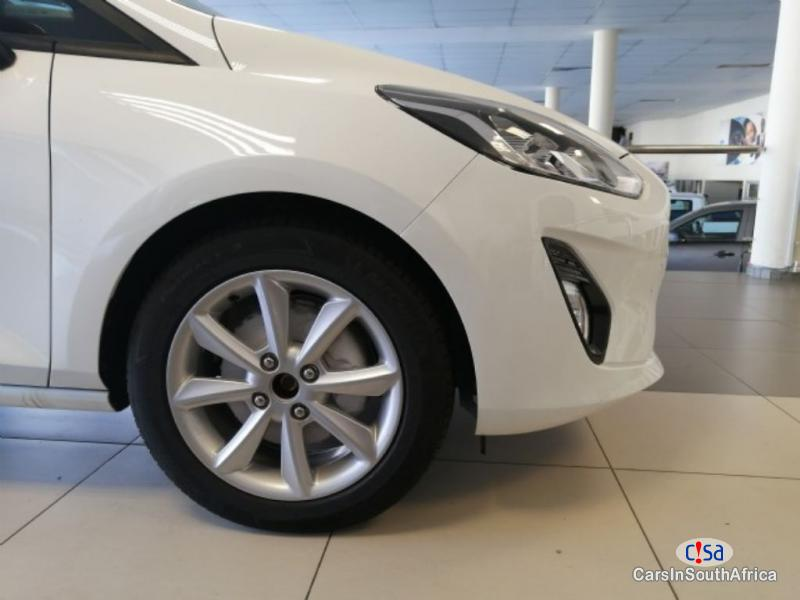 Ford Fiesta 1.0T Trend Manual 2019 in South Africa