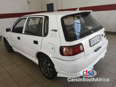 Pictures of Toyota Tazz 1.3 Manual 2004