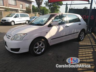 Toyota Runx 1.4 Manual 2005 in South Africa