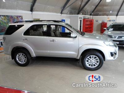 Pictures of Toyota Fortuner 3.0 Manual 2012