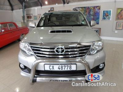 Picture of Toyota Fortuner 3.0 Manual 2012 in Gauteng