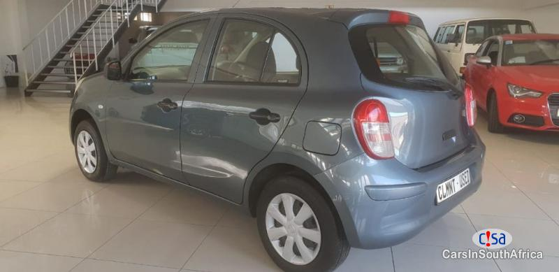 Nissan Micra 1.2 Manual 2013 in Limpopo