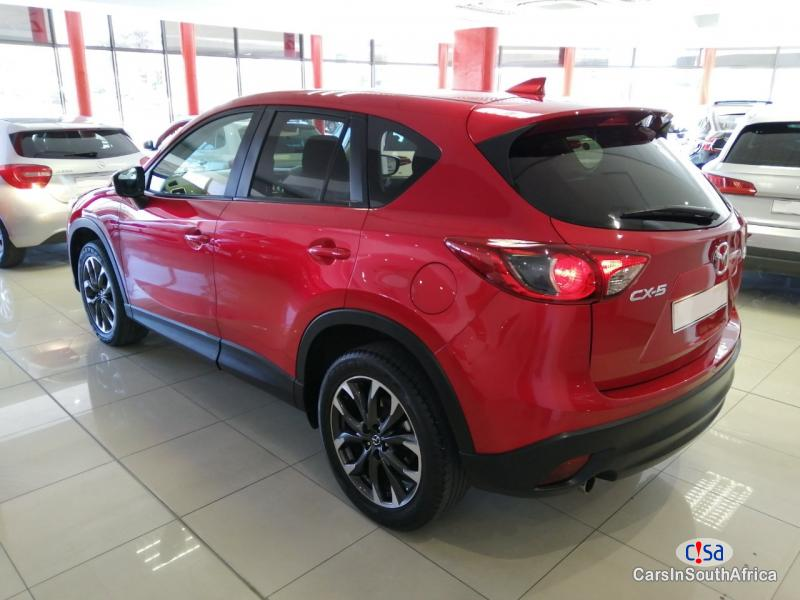 Picture of Mazda CX-5 2.0 Dynamic Manual 2017 in South Africa