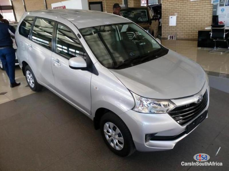 Pictures of Toyota Avanza 1.5 Manual 2015