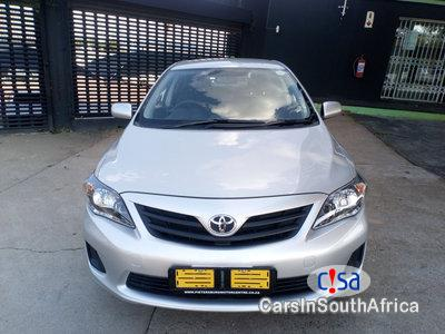 Picture of Toyota Corolla 1 6 Automatic 2017