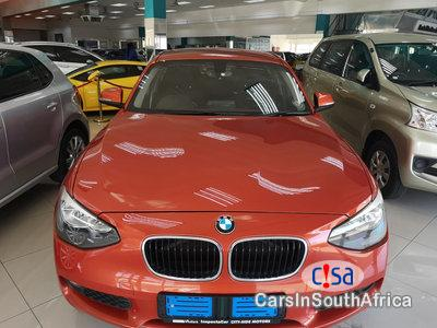 Pictures of BMW 1-Series 116 Manual 2013