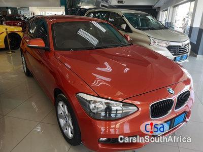 BMW 1-Series 116 Manual 2013