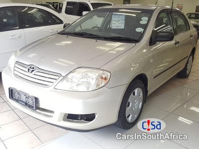 Picture of Toyota Corolla 1 6 Manual 2006