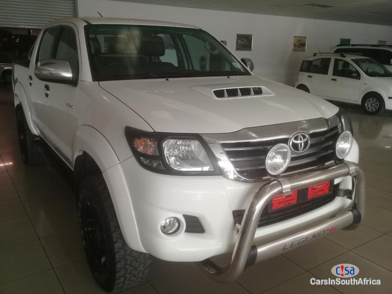 Picture of Toyota Hilux 3.0 Legend 45 Manual 2015