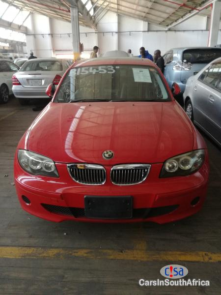 Picture of BMW 1-Series Automatic 2008