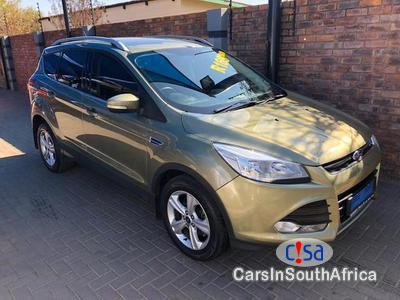Picture of Ford Kuga Manual 2014