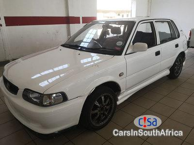 Pictures of Toyota Tazz 1.3 Manual 2005