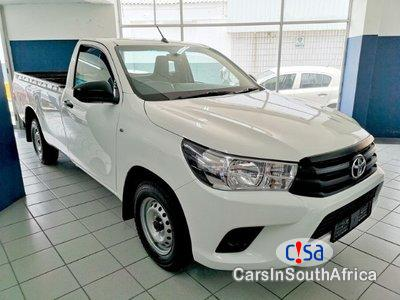 Picture of Toyota Hilux 2.0 Manual 2017