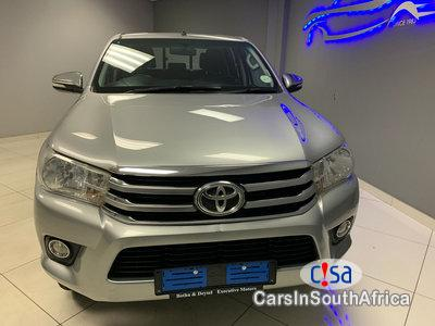 Picture of Toyota Hilux 2.8GD-6 RAIDER RB DOUBLE CAB AUTO BAKKIE Automatic 2016 in Gauteng