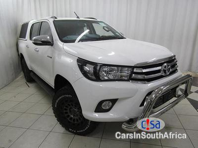 Picture of Toyota Hilux 2.8GD-6 RAIDER RB DOUBLE CAB BAKKIE Manual 2016
