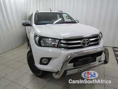 Toyota Hilux 2.8GD-6 RAIDER RB DOUBLE CAB BAKKIE Manual 2016