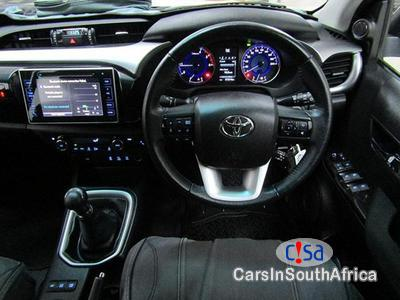 Toyota Hilux 2.8GD-6 RAIDER RB DOUBLE CAB BAKKIE Manual 2016 in Mpumalanga