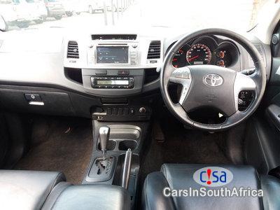 Toyota Hilux 3.0D4-D LEGEND 45 R/B/A/T DOUBLE CAB BAKKIE Automatic 2015 in Northern Cape