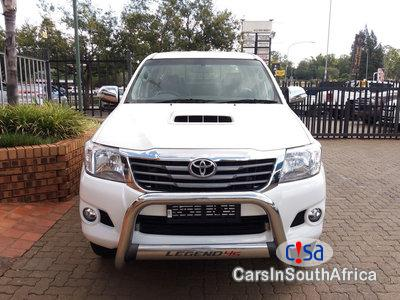 Picture of Toyota Hilux 3.0D4-D LEGEND 45 R/B/A/T DOUBLE CAB BAKKIE Automatic 2015 in South Africa
