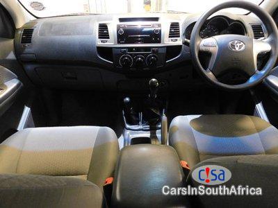 Toyota Hilux 2.5D4-D SRX 4X4 P/U DOUBLE CAB Manual 2016 in North West