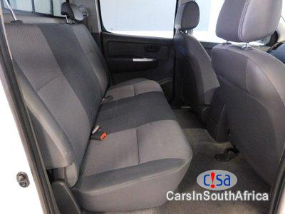 Picture of Toyota Hilux 2.5D4-D SRX 4X4 P/U DOUBLE CAB Manual 2016 in North West