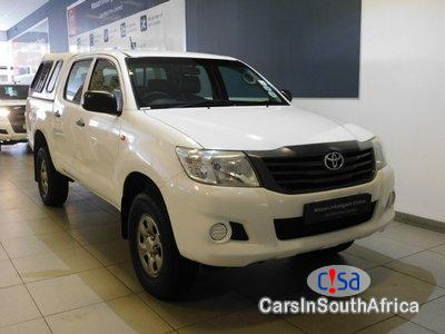 Picture of Toyota Hilux 2.5D4-D SRX 4X4 P/U DOUBLE CAB Manual 2016 in South Africa
