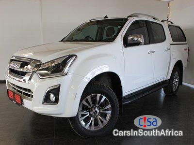 Picture of Isuzu 4x4 DOUBLE CAB BAKIE Automatic 2016