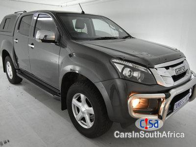 Picture of Isuzu KB Series 300 D-TEQ LX DOUBLE CAB BAKKIE Manual 2014