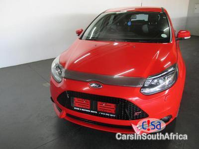 Picture of Ford Focus 2.0 GTDI ST3 5drs Manual 2014