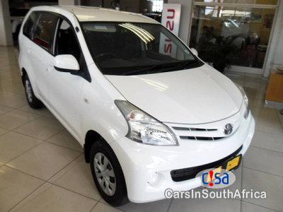 Toyota Avanza Manual 2014 in South Africa