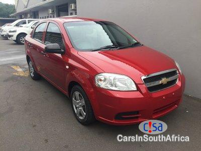 Pictures of Chevrolet Aveo 1.6 Manual 2013