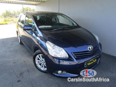 Pictures of Toyota Verso 1.6 Manual 2011