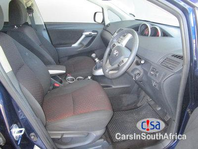 Toyota Verso 1.6 Manual 2011 in South Africa