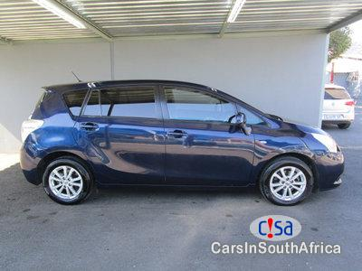 Picture of Toyota Verso 1.6 Manual 2011 in South Africa