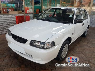 Picture of Toyota Tazz 1.6 Manual 2006