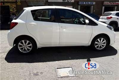Pictures of Toyota Yaris 1.3 Manual 2016