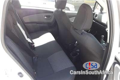 Toyota Yaris 1.3 Manual 2016 in South Africa