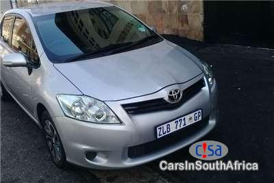 Picture of Toyota Auris 1.6 Manual 2014 in South Africa