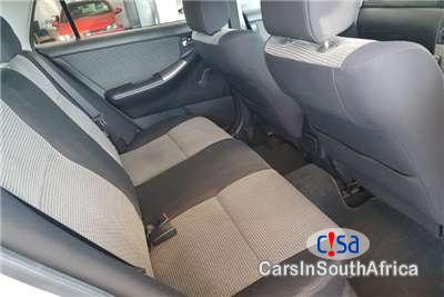 Toyota 4Runner 1.4 Manual 2007 in South Africa
