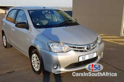 Toyota Etios 1.5 Manual 2014 in South Africa