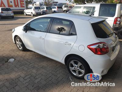 Toyota Auris 1.6 Manual 2011 in Eastern Cape