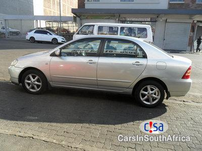 Picture of Toyota Corolla 1.8 Manual 2007